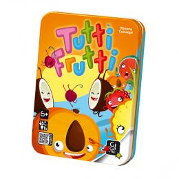 GAMES FOR FAMILY TUTTI FRUTTI GIGAMIC