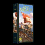 7 Wonders Armada, Društvene igre, Strateška igra, Prodaja, Beograd, Srbija, Games4you
