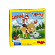 Edukativna igra Animal Upon Animal Crest Climbers, haba, kutija