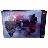 Betrayal Legacy, društvena igra, board igra, board game, party igra, family game, porodična igra, zabava, igre na tabli, društvene igre