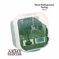 Black Battleground Basing,Basing, tuft, baze, minijature, izrada terena, tereni, izrada baza, flock