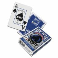Bicycle World Poker Tour Blue, karte za poker, karte za igranje, poker, beograd, playing cards