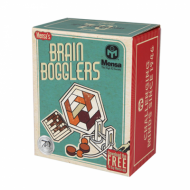 Mensa Brain Bogglers  Mozgalice, puzzle, rubikova kocka, izazov, Beograd prodaja mozgalice, online prodaja mozgalica, pokloni rubikove kocke