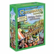 Carcassonne Bridges, Castles & Bazaars , Drustvena igra, porodicna igra, igra za poklon, zabava, poklon, beograd, srbija, online prodaja drustvenih igara