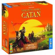 Catan: Mesta i Vitezi, društvena igra, board igra, board game, party igra, family game, porodična igra, zabava, igre na tabli, društvene igre