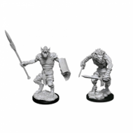 D&D Nolzur's Marvelous Miniatures Gnoll & Gnoll Flesh Gnawer, figurice