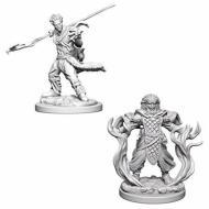 D&D Nolzur's Marvelous Miniatures Human Male Druid WZK71318, FRP, Društvene igre, figurice, minijature, boje za figure, Fantasy role play