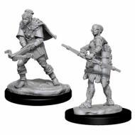 D&D Nolzur's marvelous miniatures - Female Human Ranger