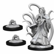 D&D Nolzur's Marvelous Miniatures Alhoon & Intellect Devourers , drustvene igre, drustvena igra, D&D, figure, minijature, miniji, figurice, dungeons and dragons, drustvene igre prodaja, neobojena