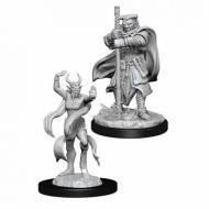 D&D Nolzur's Marvelous Miniatures Hobgoblin Devastator & Hobgoblin Iron Shadow,  drustvene igre, drustvena igra, D&D, figure, minijature, miniji, figurice, dungeons and dragons, drustvene igre prodaja, neobojena