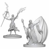 Društvene igre, figurice, minijature, boje za figure, D&D Nolzur's marvelous miniatures - Female Elf Wizard