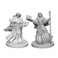 Društvene igre, figurice, minijature, boje za figure, D&D Nolzur's marvelous miniatures - Female Human Wizard