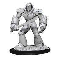 Društvene igre, figurice, minijature, boje za figure, D&D Nolzur's marvelous miniatures - Iron Golem