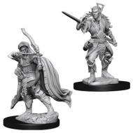 Društvene igre, figurice, minijature, boje za figure, D&D Nolzur's marvelous miniatures - Male Elf Rogue