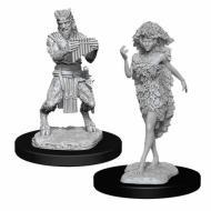 D&D Nolzur's marvelous miniatures - Satyr & Dryad, drustvene igre, drustvena igra, D&D, figure, minijature, miniji, figurice, dungeons and dragons, drustvene igre prodaja