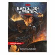 D&D Tasha's Cauldron of Everything , FRP, fantasy role playing, tamnice i zmajevi, dungeon & dragons