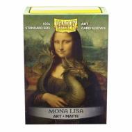 Dragon Shield Classic Matte Art Mona Lisa Sleeves, zaštita za karte, sleeves, slivovi, MTG, Magic the gathein, Pokemon, Beograd