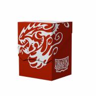 Dragon Shield Deck Shell Red/Black