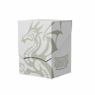 Dragon Shield Deck Shell White/Black