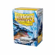 Dragon Shield Standard Sapphire Matte