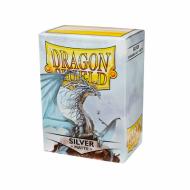 Dragon Shield Standard Silver Matte