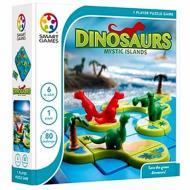 Dinosaurs Mystic Islands, puzzle , logička igra, slagalica, igra za jednog, poklon, prikladan poklon
