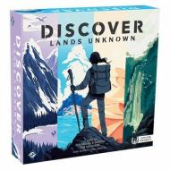 Discover Lands Unknown društvena igra, tematska igra, porodična igra, poklon, board game, avantura, rođendan, pametan poklon