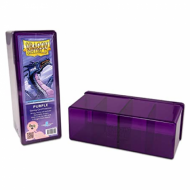 Dragon Shield Four Compartment Storage Box Ljubičasta, Deck Box