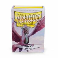 Zaštite za karte Dragon Shield Standard Matte Pink