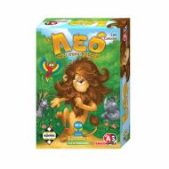 Leo goes to Barber, Drustvena igra, porodicna igra, igra za poklon, zabava, poklon, beograd, srbija, prodaja drustvenih igara
