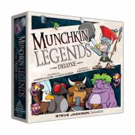 Društvena igra Munchkin Legends Deluxe, Kutija