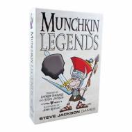 Društvena igra Munchkin Legends, Kutija