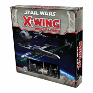 Društvena igra Star Wars X-Wing Miniatures Game, Kutija