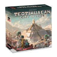 Drustvena ıgra Teotihuacan City of Gods, kutıja