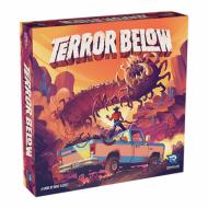 Društvena igra Terror Below, kutija