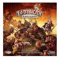 Drustvena Igra Zombicide Black Plague