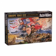 Drustvena igra Axis & Allies Europe 1940 Second edition, kutija