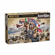 drustvena igra Axis & Allies WWI 1914, kutija