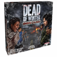 Drustvena igra, tematska igra, strateska igra, zabava, poklon, beograd, srbija, online prodaja drustvenih igara, Dead of Winter: Warring Colonies