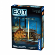 Exit the Theft on the Mississippi, Društvene igre, Tematske igre, Prodaja, Beograd, Srbija, Games4you