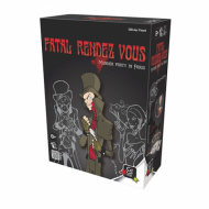 Edukativna igra Fatal Rendez Vous, Gigamic, Kutija