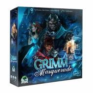 Društvena igra The Grimm Masquerade, kutija