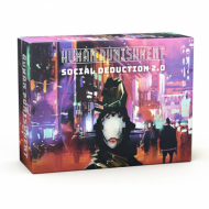 Društvena igra Human Punishment  Social deduction 2.0, kutija