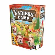 Edukativna igra Karibou Camp, gigamic, kutija