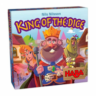 Edukativna igra king of the dice, kralj kockica, haba, Kutija