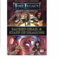Drustvena igra Lost Legacy: Sacred Grail & Staff of the Dragon