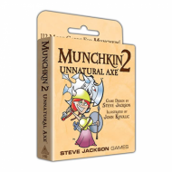 Drustvena igra Munchkin 2: Unnatural Axe, kutija