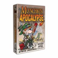 Drustvena igra Munchkin Apocalypse, kutija