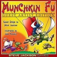 Drustvena igra Munchkin Fu