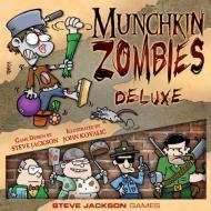 Drustvena igra Munchkin Zombies deluxe